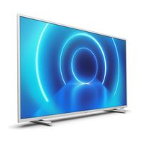 Philips 7500 series 50PUS7555/12, 127 cm (50 Zoll), 3840 x 2160 Pixel, 4K Ultra HD, Smart-TV, WLAN, Silber