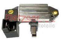 METZGER Generatorregler für AUTOBIANCHI A 112 Schrägheck