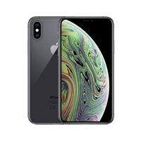 Apple iPhone XS - Mobiltelefon - 64 GB - Grau - renewd