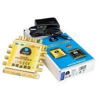 HB-DIGITAL MS58Q-HB Multischalter mit Netzteil
