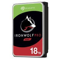 Seagate IronWolf Pro ST18000NE000 - 3.5 Zoll - 18000 GB - 7200 RPM