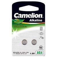 Camelion Knopfzelle LR626 2er Blister