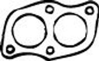 VEGAZ EINGANG Dichtung Abgasrohr für VW GOLF III 1H1 für AUDI 80 81 85 B2