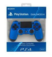 Sony DualShock 4 Wireless Controller PlayStation 4 PS4 blau (wave blue) Retail