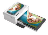 AgfaPhoto AGFA Photo – Realipix Square P – Fotodrucker, quadratisch, 7,6 x 7,6 cm (3 x 3 Zoll) über Bluetooth – Thermosublimation 4 Pass
