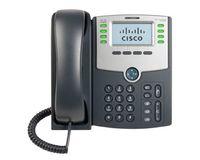 Cisco SPA 508G Telefon, Rufnummernanzeige, Freisprechfunktion, Ethernet