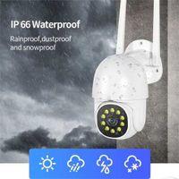 PTZ 1080P WIFI-Kamera Außen 4X Zoom Speed Dome WiFi Wireless CCTV US LLY200922105