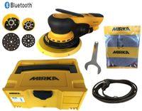 Mirka Exzenterschleifer DEROS 5650 CV mit 125 + 150 mm Schleifteller, 5 mm Hub,