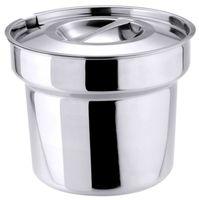 Bain Marie Topf 4,2 Liter - Höhe 17,5 cm - passend für W037089530