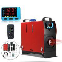 12V 5KW 8KW Adjustable Diesel Luftheizung Air Heater 1 Löcher LCD-Monitor für LKW PKW Yacht Boot