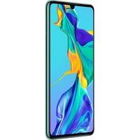 Huawei P30 128GB Aurora Blue Android Smartphone Handy ohne Vertrag 6GB RAM
