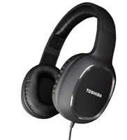 Toshiba Over Ear Headphones Black