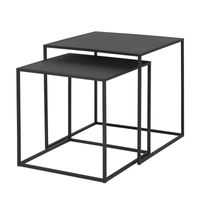 BLOMUS Beistelltisch FERA Couchtisch Tisch Ablage Set 2 Stück 65750