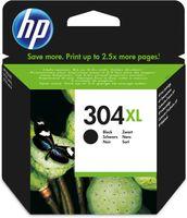 HP 304XL, Original, Tinte auf Pigmentbasis, Schwarz, HP, HP DeskJet 2620, 2630, Tintenstrahldrucker
