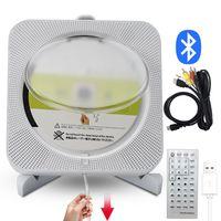 Tragbarer Bluetooth DVD Player Wandmontage Musik Spieler Heim Audio Boombox HDMI