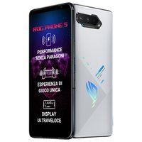 "ASUS ROG Phone 5 - Smartphone - Dual-SIM - 5G NR - 256 GB - 6.78"" - 2448 x 1080 Pixel - AMOLED - RAM 12 GB - Triple-Kamera (24 MP Vorderkamera)"