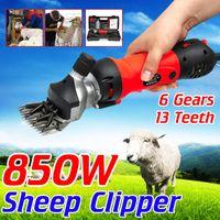 850W elektrischen Scheren Clippers Schere Schafe Ziege Tier Trimmer Farm-Tool