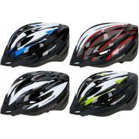 Dunlop Helm Größe L = 58 - 61cm Weiß Fahrradhelm Radhelm Rennrad MTB Skaterhelm Roller Rad