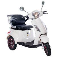 Elektromobil »E-Mover« inkl. Korb, 800 W, 25 km/h, weiß
