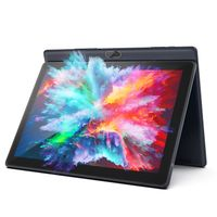 PRITOM M10 10 Zoll Android Tablet PC 32GB ROM Android 9,0 Quad Core HD IPS-Bildschirm WiFi Tablets