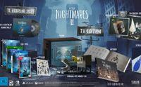 Little Nightmares II  Switch  TV Edition