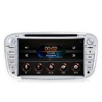 2Din Autoradio mit Navi für Focus II Fiesta Transit Fusion C Max