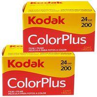 2 x Kodak Color plus 200 135/24