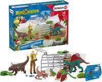 Schleich 98064 Adventskalender Dinosaurs 2020