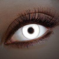 Kontaktlinse UV Snow White