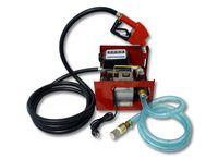 Dieselpumpe Heizölpumpe selbstansaugend 230V/550W 60l/min Gestell Pistole