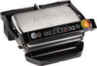 Tefal GC730D Optigrill Smart, schwarz/edelst.