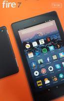 Amazon Fire 7 Tablet, 17,7 cm (7 Zoll), 8 GB, mit Spezialangeboten