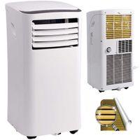 Mobile Klimaanlage Lokales Klimagerät mit Golden-Fin Wärmetauscher SMND-PAC-09 9000 btu 2,6kW
