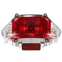 RÜCKLICHT Rückleuchte Klar/Weiß Baotian REX RS 450 Jinlun Ecobike Chinaroller