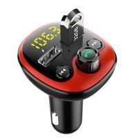LED-Anzeige Freisprecheinrichtung Bluetooth Bluetooth MP3 Player Dual USB Ladegerät