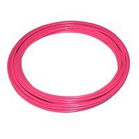 Bremszughülle bowdenzug bremszug hüllen pink fluo teflon 5mm länge 3m kabelgehäuse fahrrad