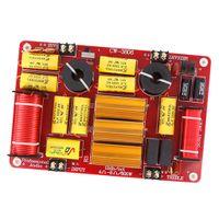 Premium 3 Wege Frequenzweiche Höhen Bass Frequenzteiler 600W HiFi Komponente