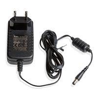 Ktec Universal AC DC Netzteil 12V 2A (2000mA) Ktec AC Adapter - Stromadapter und Stromkabel für externe Festplatten-Gehäuse, Dockingstation uvm., 183cm