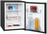 Exquisit Kühlschrank FA 60 | 42L Fassungsvermögen | Energieeffizenz | Schwarz