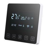 FLOUREON WiFi Intelligent Raumthermostat Thermostat mit App-Steuerung / Energie sparen