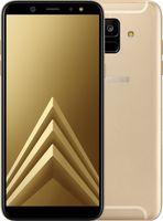 SAMSUNG Galaxy A6, Smartphone, 32 GB, Gold, Dual SIM