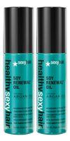 Sexy Hair Healthy Soy Renewal Oil Aktion - 2x 100ml = 200ml