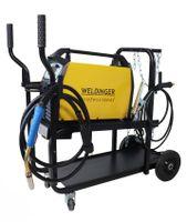 WELDINGER MAG-Mobil max Schweißerwagen (Trolley) für größere Schweißgeräte