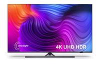 Philips 65PUS8556 4K UHD LED Android Fernseher mit Ambilight USB-Aufnahme