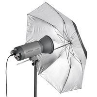 Walimex pro Mini-Reflexschirm schwarz/silber, 91cm