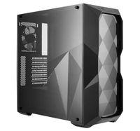 Cooler Master MasterBox TD500L - Midi-Tower - PC - Kunststoff - Stahl - Schwarz - ATX,Micro ATX,Mini-ITX - Gaming