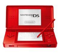 Nintendo DS Grundgerät Lite - rot