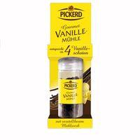 Pickerd Gourmet Vanille Mühle entspricht ca 4 Vanilleschoten 7g
