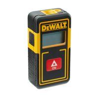 DeWALT Distanzmesser Mini DW030PL - Taschen-Entfernungsmesser inklusive Li-Ionen Batterien und USB-Ladekabel