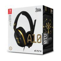 Logitech ASTRO A10 Headset The Legend of Zelda: Breath of the Wild